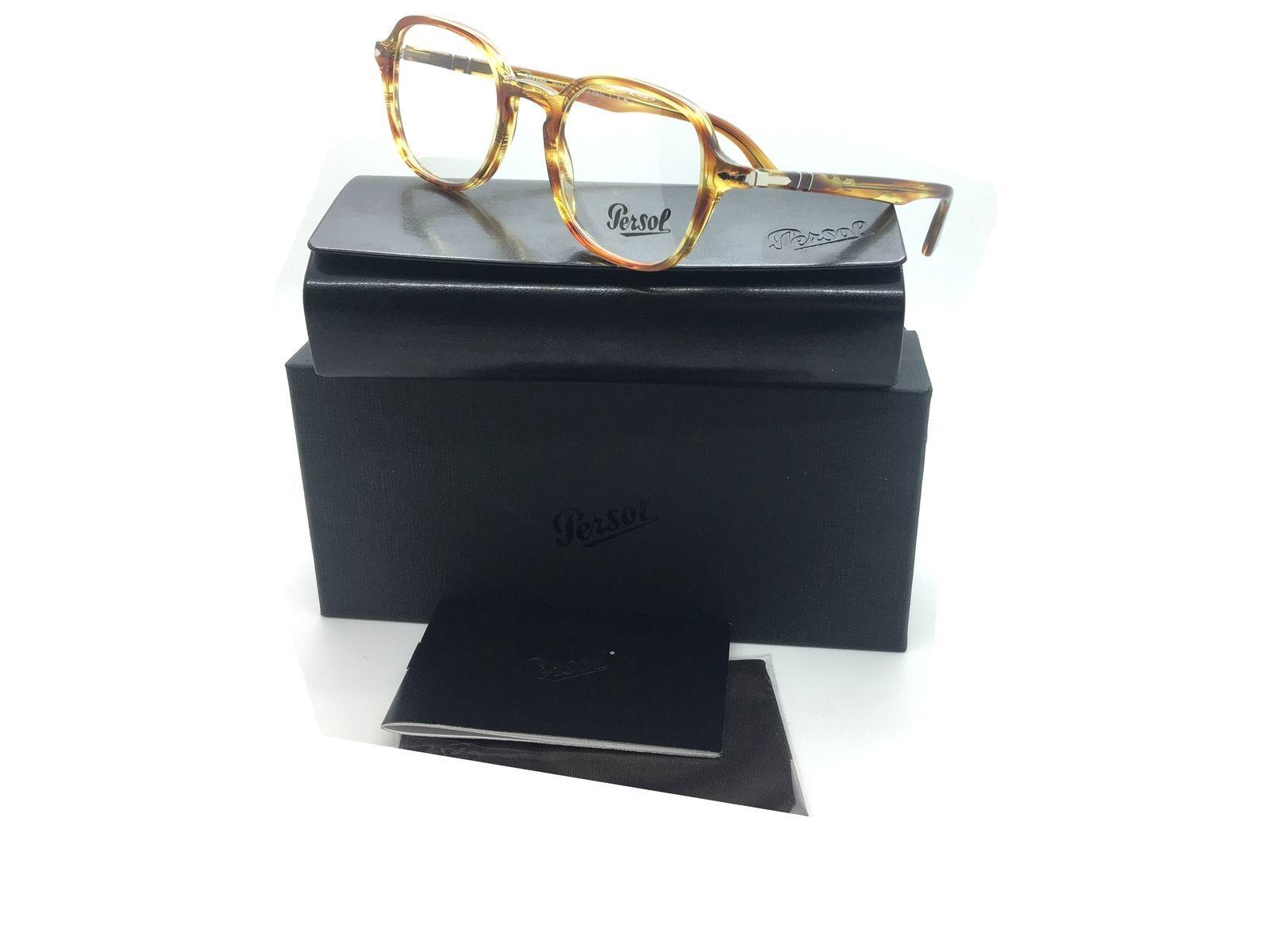 070aca4309f1e Persol Brown Eyeglasses PO 3142 V 1050 47 mm and 50 similar items. S l1600