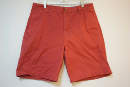 "Chaps Ralph Lauren Heavy Cotton Shorts, Cranberry, Men's 33"" Waist B295 - $15.64"