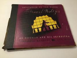 Invitation To The Dance Al Goodman and His Orchestra Columbia Records Se... - $10.90