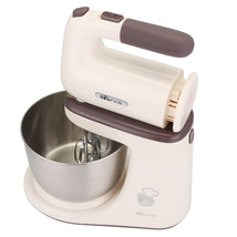5 Speed Electric Stand Mixer Dough Blender Stainless Steel Bowl Kitchen Beater - $125.98