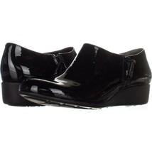 Cole Haan Callie Slip-On Waterproof Rain Shoes 172, Black, 5.5 US - $37.45