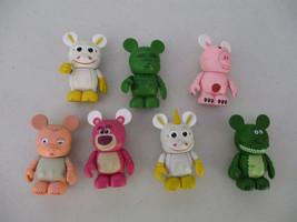 Vinylmation figures Toy Story Walt Disney Vinyl Lot   - $43.49