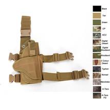 Tactical Assault Combat Camouflage Leg Gun Pistol Holster Tactical Holst... - $21.00