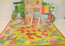 Sesame Street Elmo's Birthday Game Replacement Board Milton Bradley VTG ... - $24.95