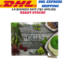 1 X Superlife SCC15 Colon Care Toxin Clean Weight Loss Multivitamin Natural DHL - $109.90