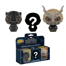 Funko Pint Size Heroes Black Panther 3-pack Figures - $12.00