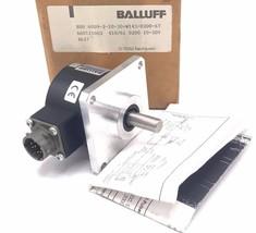 NEW BALLUFF BDG 6009-2-10-30-W143-0200-67 INCREMENTAL ENCODER 10-30V image 1