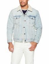 Levi's Men's Classic Button Up Cotton Sherpa Trucker Jacket image 4
