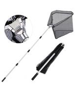 Durable Aluminum Telescoping Pole Folding Nets 300cm/210cm/150cm Landing... - €47,02 EUR+