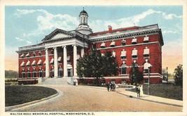 Washington, D.C.  The WALTER REED MEMORIAL HOSPITAL  c1920's Postcard - $6.83