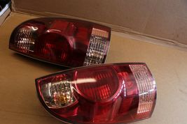 2005-09 Toyota Tacoma Taillight Tail Lights Set L&R image 9