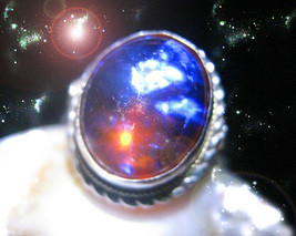 Haunted Ring The Master Witch's Breath Revitalize Renew Ooak Magick Power - $9,337.77