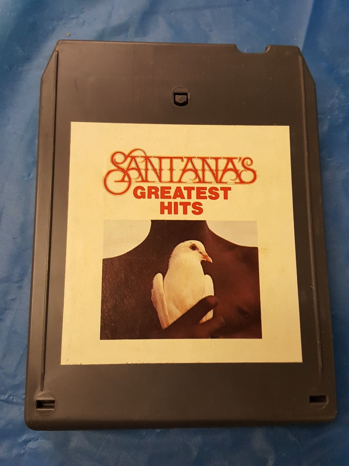 Santanas Greatest Hits 8 Track Tape And Similar Items S L1600