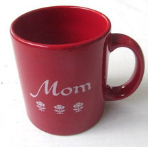"""WAECHTERSBACH """"Mom"""" You are Special Today Collectible Red Novelty Mug Ge... - $23.99"""