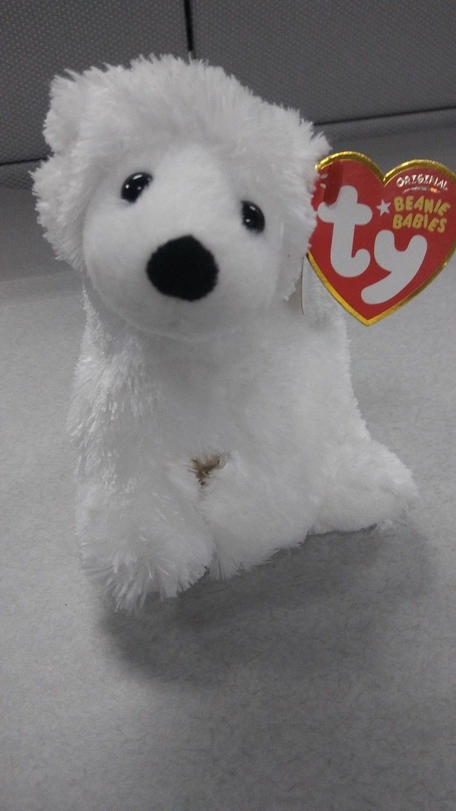 Ty Beanie Babies Frostiness the white polar and 50 similar items. S l1600 a1341c32eaf5