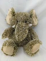 """Elephant Plush Microwaveable 12"""" Altus Mfg 2016 Stuffed Animal Toy - $14.95"""
