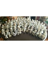 Large Lot of 100 PRECIOUS MOMENTS Figurines One Signed Sam Butcher - $799.99