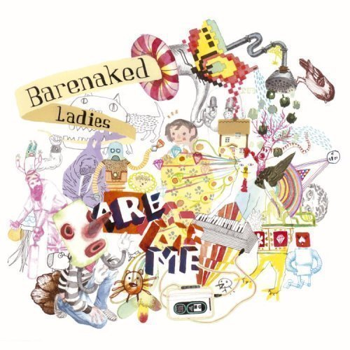 Primary image for Barenaked Ladies Are Me by Barenaked Ladies CD NEW