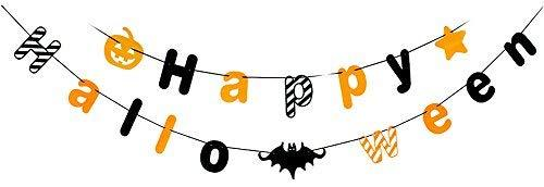 Alien Storehouse Set of 3 [Letter] Halloween Party Supplies Decorations Buntings