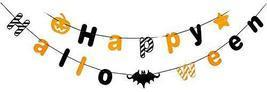 Alien Storehouse Set of 3 [Letter] Halloween Party Supplies Decorations ... - £12.90 GBP