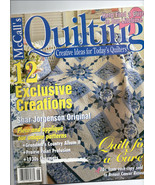 June 1999/McCall's Quilting/Preowned Craft Magazine - $3.99