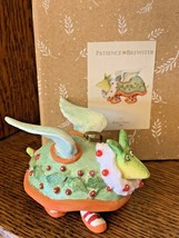 Patience Brewster 2012 Krinkles 12 Days of Christmas Mini Turtle Dove Or... - $69.95