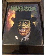 MONSTERSCENE #2 (1994) - Featuring a Basil Gogos Cover! - $47.72