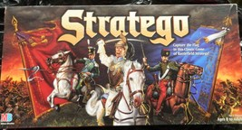 Stratego 1996 Board Game-Complete - $18.00