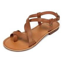 White Mountain Shoes 'caela' Women's Sandal, Walnut - 7 M - $28.82