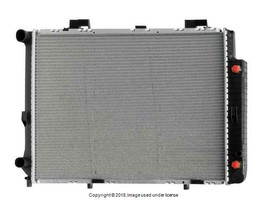 MERCEDES E320 (1996-1997) Radiator NISSENS + 1 year Warranty - $179.50