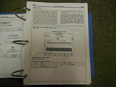 1992 Mazda Navajo Service Reparatur Shop Manuell Fabrik OEM Fehlende Buch 92