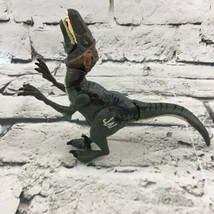 Jurassic World Raptor Dinosaur Action Figure Hasbro 2013 - $13.12 CAD