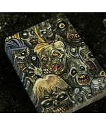 Poker Blackjack--ZOMBIES PLAYING CARDS DECK--Creepy Bicycle Novelty Part... - $9.77