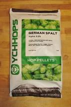 CLOSEOUT German Spalt Hop Pellets 1lb Pound bag 2015 Crop Alpha Reduced to 2.2% - $15.79