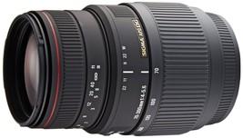 Sigma 70-300mm f4-5.6 DG APO Macro Telephoto Zoom Lens for Minolta & Son... - $199.00