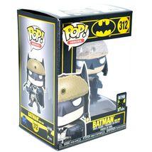 Funko Pop! Heroes 2003 Batman Red Son 80 Years Anniversary Vinyl Figure #312 image 5