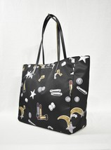 MARC By Marc Jacobs M0012706 Tossed Charms Printed Shopping Bag / Nylon ... - $219.00