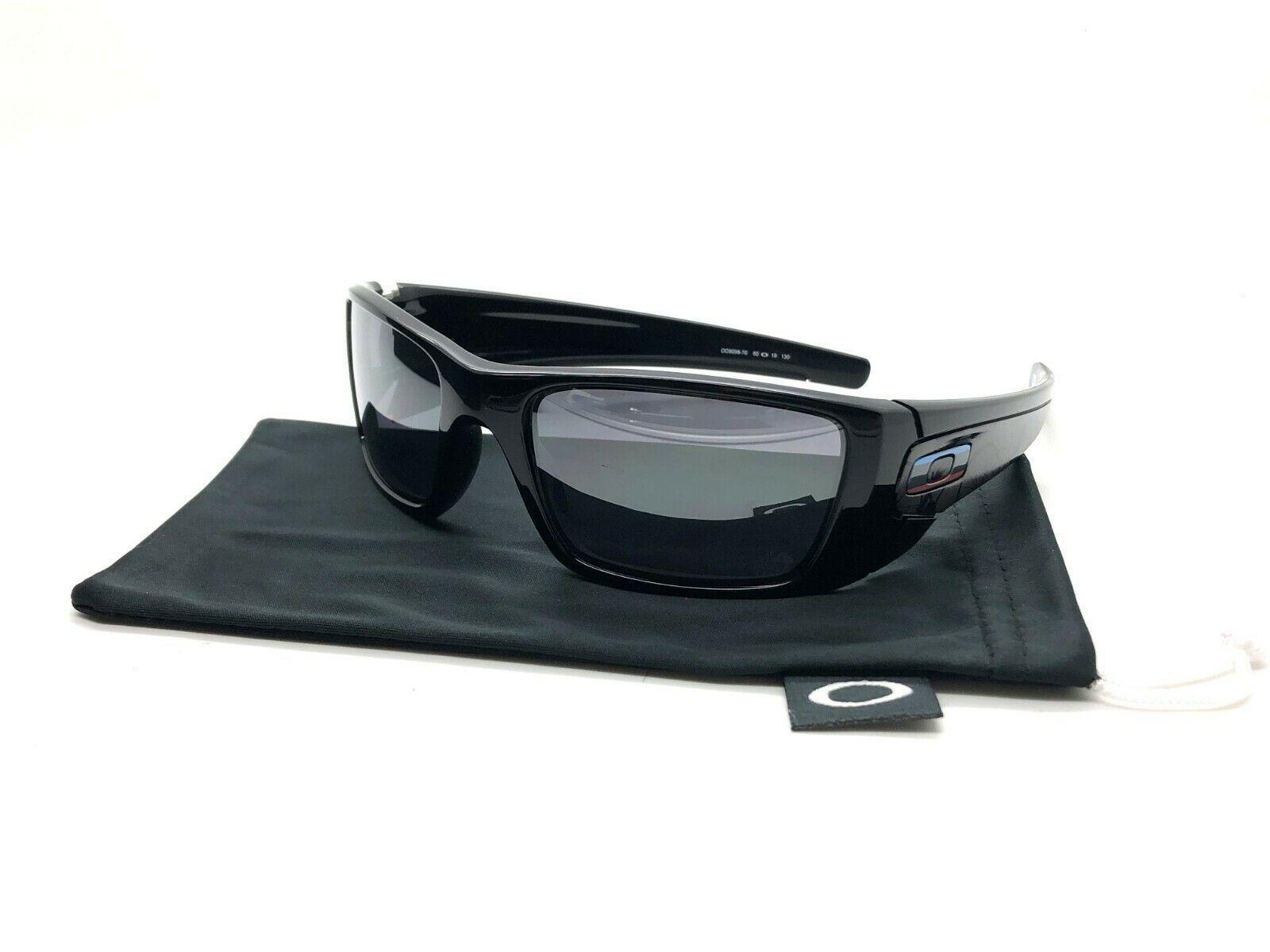 Oakley Tour de France Fuel Cell - Noir Poli / Iridium Noir, Oo9096-70 60mm