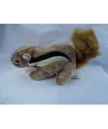 "TY 1999 Chipper The Chipmunk Beanie Baby 7"" Long - $2.92"
