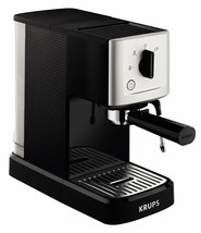 Krups XP3440 - Machine Espresso 1 L, 2 Cups Features Of Control Electronic - $374.63