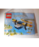 Lego Creator 30540 Yellow Flyer Polybag 43 Pcs [New Polybag] - $13.22