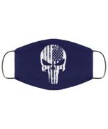 Punisher Skull American Flag FMA Face Mask - $13.95+
