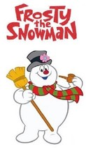 Frosty The Snowman Christmas Magnet #5 - $5.99