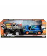 NEW Road Rippers Wheelie Monster Roarin Rhinoceros and Speed Swipe FREE ... - $33.99