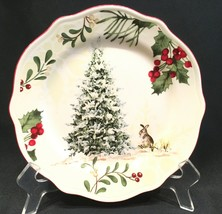 """1 Better Homes & Gardens Heritage Collection Winter Forest Bunny 8-3/4"""" ... - $12.99"""