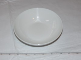 "Corning Centura White Coupe Soup Cereal Bowl 6 1/8"" 1 Bowl Vintage ! - $13.60"