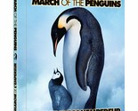 BRAND NEW Blu-ray/DVD COMBO //MARCH OF THE PENQUINS // SEE PHOTOS FOR DETAILS
