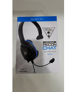 ⚡️Turtle Beach - Recon Chat Wired Mono Gaming Headset for PS4 & PS5  Bla... - $14.99