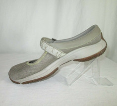 Merrell Shoes Size 7.5 Mules Mary Janes Womens Brown Mesh Ortholite Air ... - $16.82