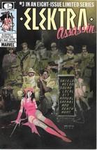 Elektra Assassin Comic Book #3 Marvel Comics 1986 NEW UNREAD FINE - $1.99